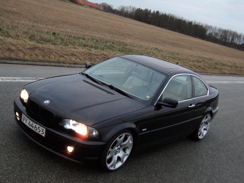 BMW E46 323Ci Coupe billede 1