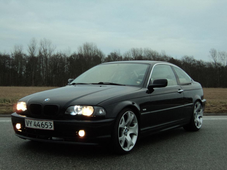 BMW E46 323Ci Coupe billede 5