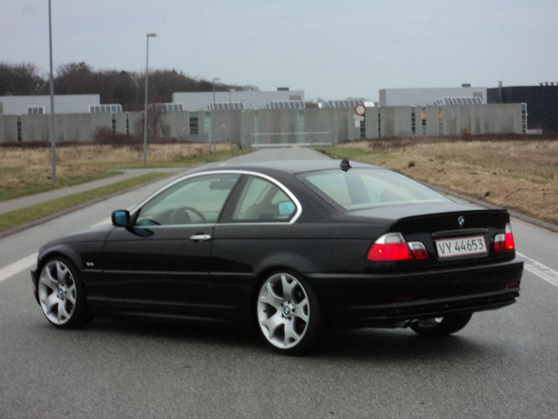 BMW E46 323Ci Coupe billede 6