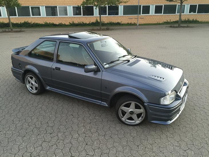 galleri ford escort rs turbo s