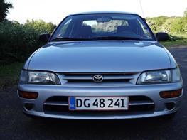 """Toyota Corolla E100 """"Tali"""""""