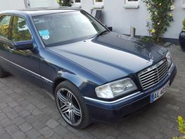 Mercedes Benz c 180 w202