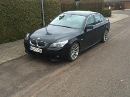 BMW 535D  E60  M-tech