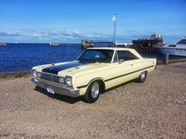 Plymouth GTX Clone