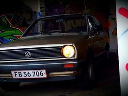VW Polo Classic 86c