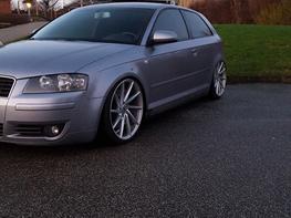 Audi A3 3.2 v6 quattro