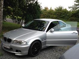 BMW E46 323i Coupé