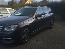 """Mercedes Benz C250 cdi """"AMG"""" W204"""
