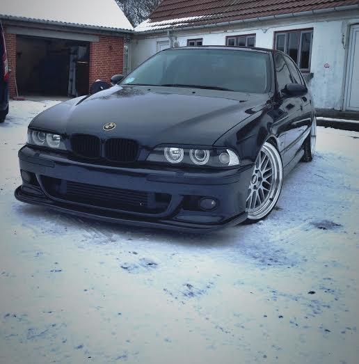 BMW E39 Turbo