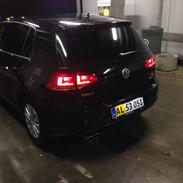 VW Golf VII 40 years edition