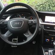 Audi A4 Avant B8.5