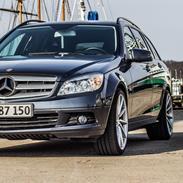 Mercedes Benz C200 CDi S204