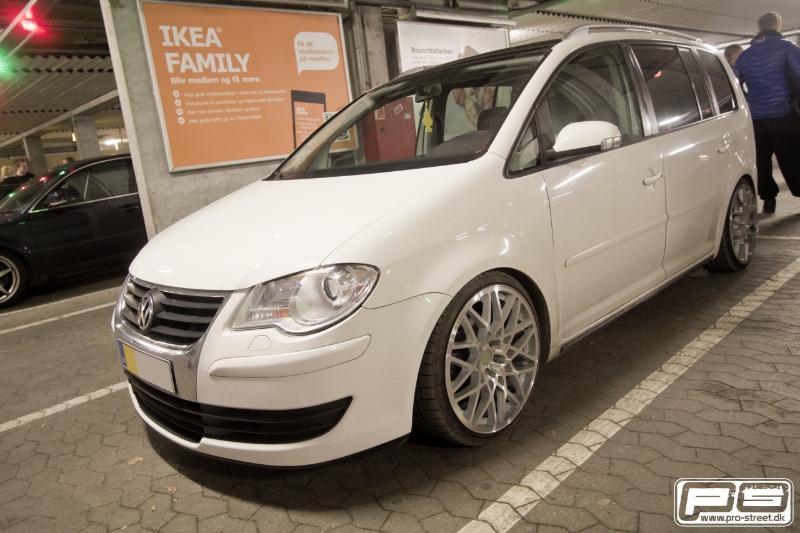 VW Touran 1.9 TDI billede 4