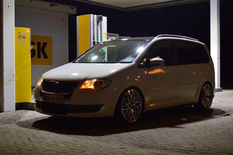VW Touran 1.9 TDI billede 6