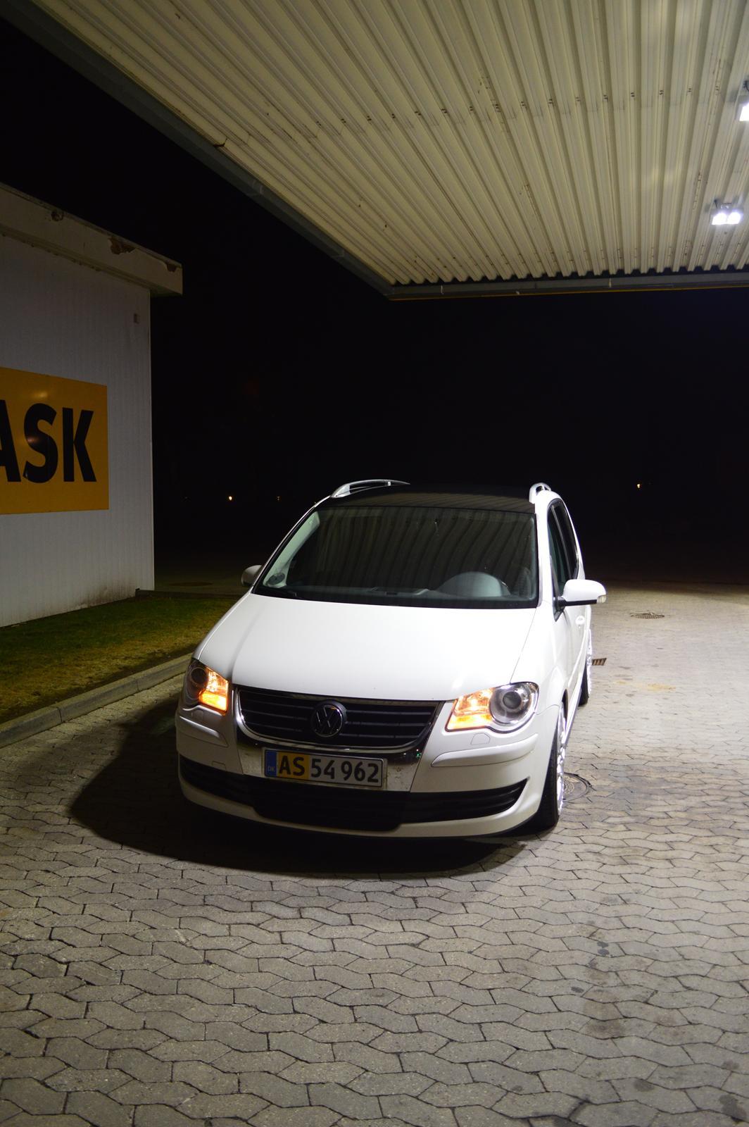 VW Touran 1.9 TDI billede 8