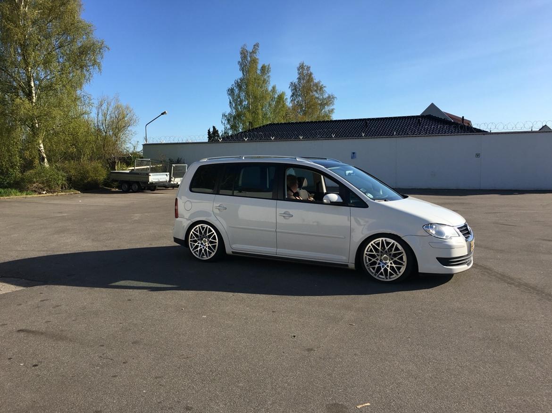 VW Touran 1.9 TDI billede 1