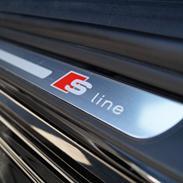 "Audi A4 Avant ""Den sorte panter"""