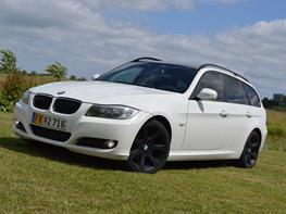 BMW 320D, E91