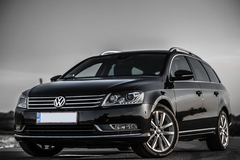 VW Passat Variant 2.0 TDI Highline DSG 4Motion billede 1