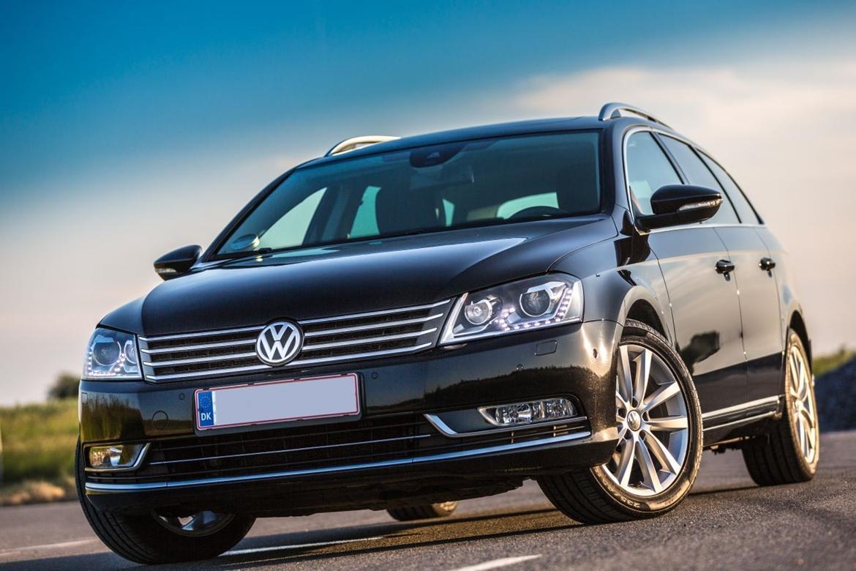 VW Passat Variant 2.0 TDI Highline DSG 4Motion billede 4