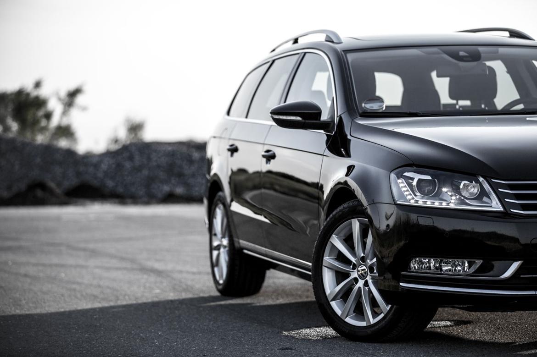 VW Passat Variant 2.0 TDI Highline DSG 4Motion billede 7