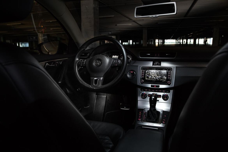 VW Passat Variant 2.0 TDI Highline DSG 4Motion billede 11