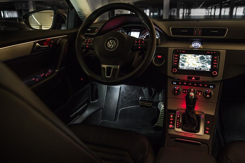 VW Passat Variant 2.0 TDI Highline DSG 4Motion billede 13