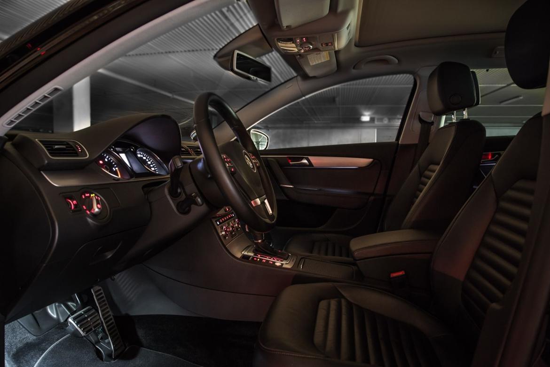 VW Passat Variant 2.0 TDI Highline DSG 4Motion billede 15