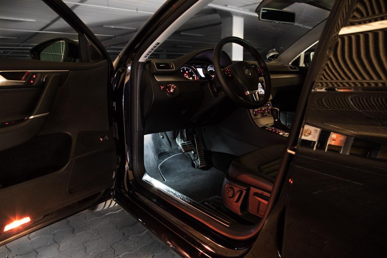 VW Passat Variant 2.0 TDI Highline DSG 4Motion billede 16