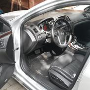Opel Insignia 2.8 V6 Turbo 4x4 Sedan