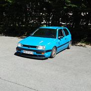 VW Golf 3 Low N Slow (skrottet)