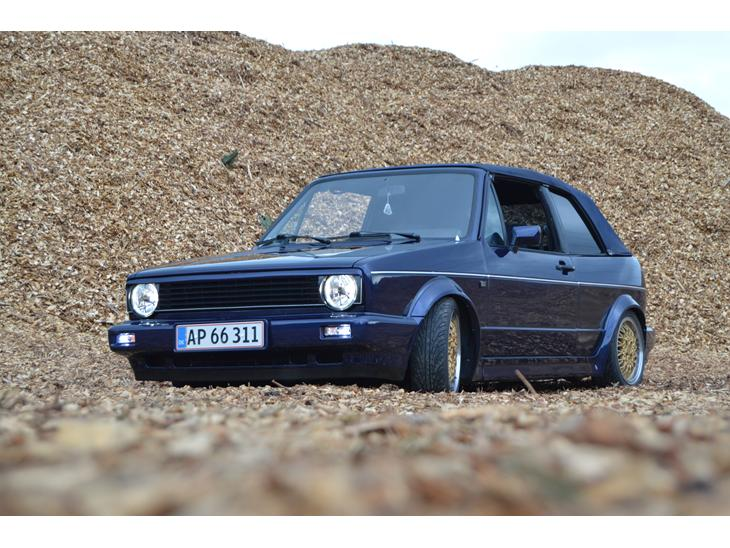 vw golf 1 cabriolet karmann 1981 k bte bilen februar 2014. Black Bedroom Furniture Sets. Home Design Ideas