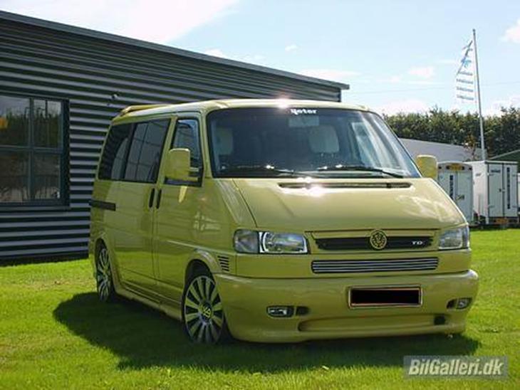 Volkswagen caravelle til salgs