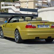 BMW e46 M3 Cabriolet