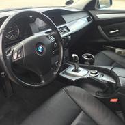 BMW E61 525d LCI (Solgt)