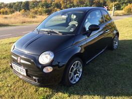 Fiat 500 1,4 sport