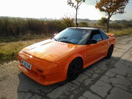 Toyota MR2 AW11 Supercharger