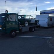 VW LT35 Autotransporter