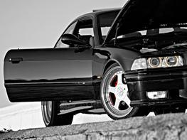 BMW E36 Coupé 320i M-Tech