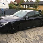 BMW 550i E60 4.8l V8 m-sport