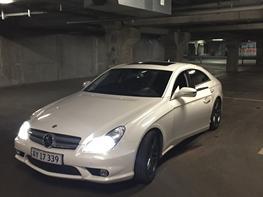Mercedes Benz CLS320   AMG