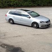 VW Passat 2.0 TDI dsg highline