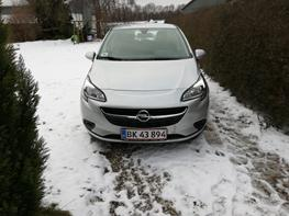 Opel Corsa E 1,3 Cdti sport 5 dørs.