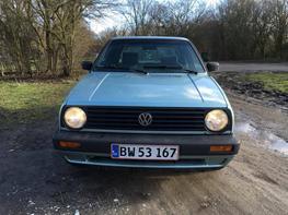 VW Golf 2 1.8