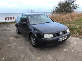 VW Golf IV 1.6 SR