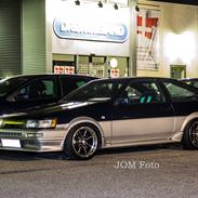 Toyota Corolla GT Coupe AE86 Levin