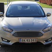 Ford Focus 1,0 Titanium Fun