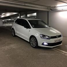 VW Polo BlueGT DSG7 (Solgt)