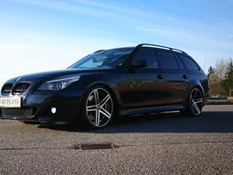 BMW E61 535d mtec indvidual