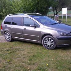 Peugeot 307 Sw/airvan udstyr (griffen).